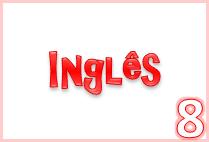 inglês 8