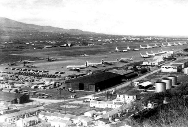 Neste dia, 6 de setembro: Acordo de utilização da Base das Lajes com os EUA