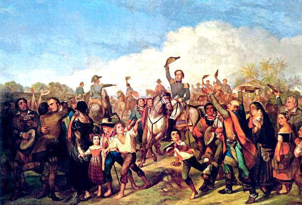 Neste dia, 7 de dezembro: Independência do Brasil