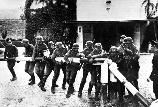 Neste dia, 1 de setembro: Início da 2ª Guerra Mundial