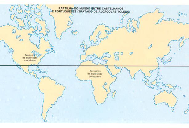 Neste dia, 4 de setembro: Tratado de Alcáçovas