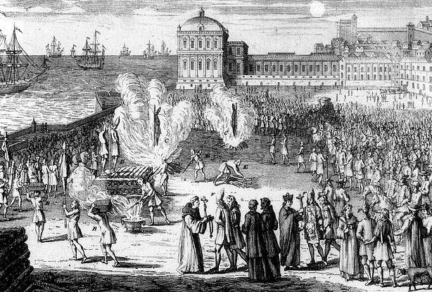 Neste dia, 21 de setembro: Último auto-de-fé em Portugal
