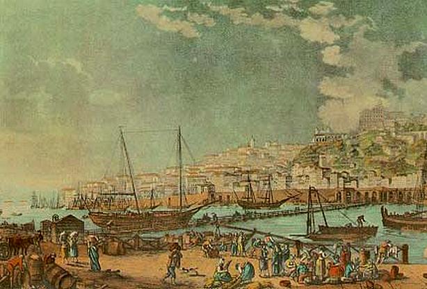 Neste dia, 24 de março: Soult chega ao Porto