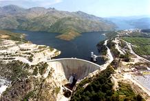 barragem de castelo de bode.
