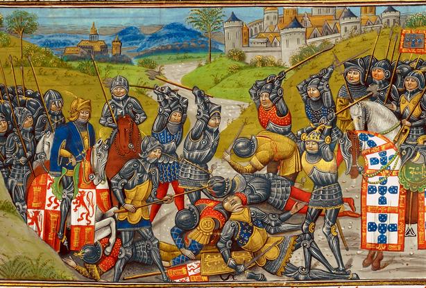 Neste dia, 14 de agosto: Batalha de Aljubarrota
