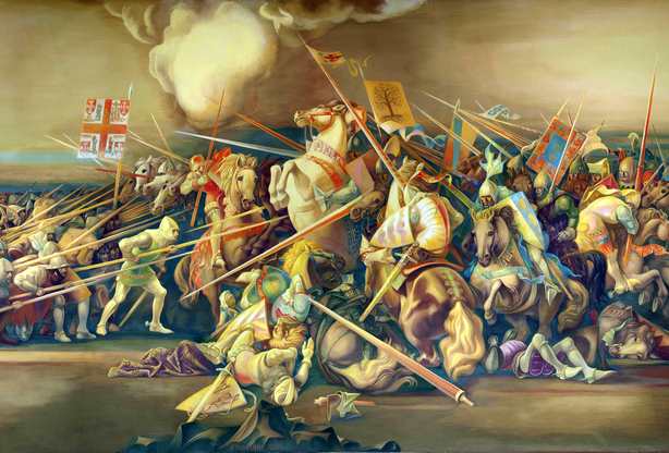 Neste dia, 6 de abril: Batalha de Atoleiros