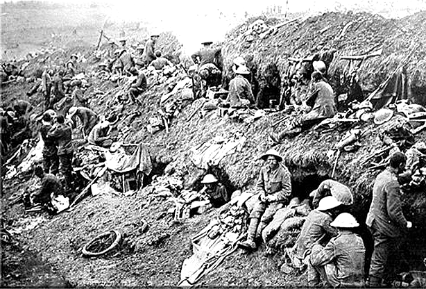 Neste dia, 9 de abril: Batalha de La Lys