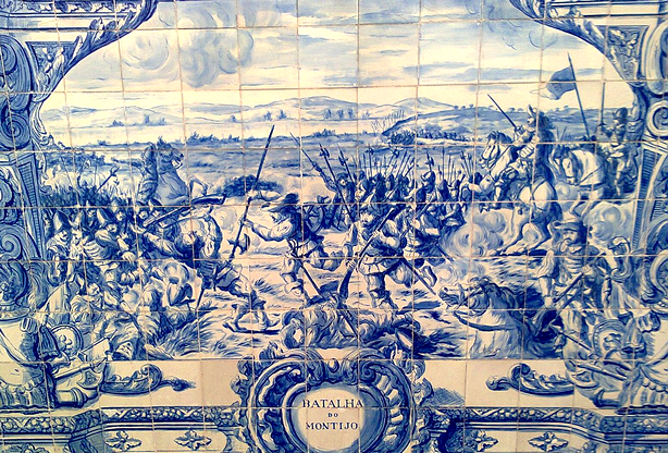 Neste dia, 26 de maio: Batalha de Montijo