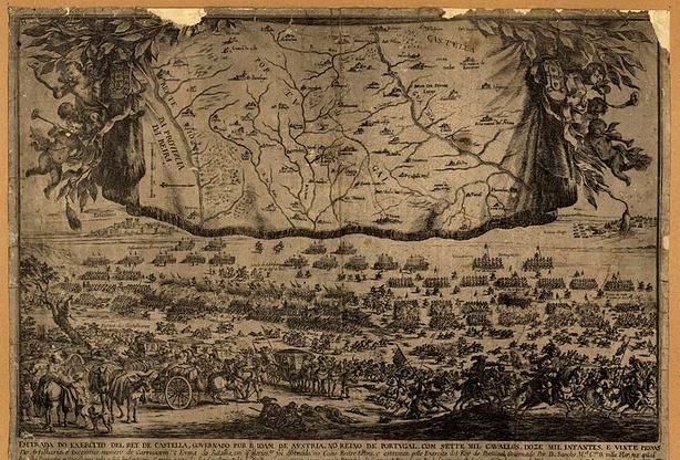 Neste dia, 8 de junho: Batalha do Ameixial