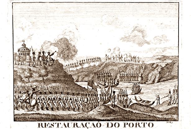 Neste dia, 12 de maio: Batalha do Douro