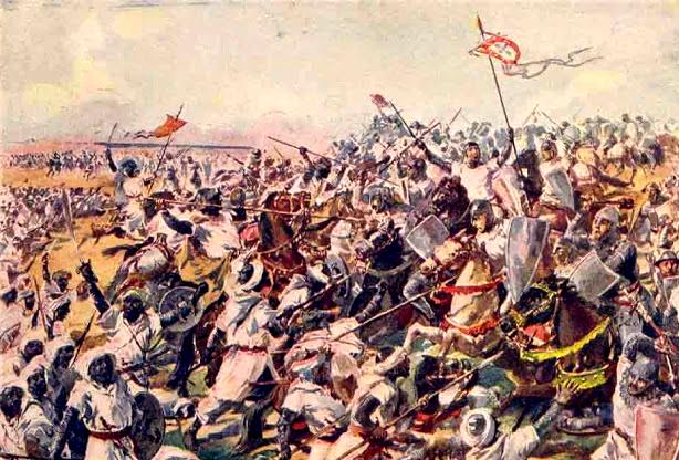Neste dia, 30 de outubro: Batalha do Salado