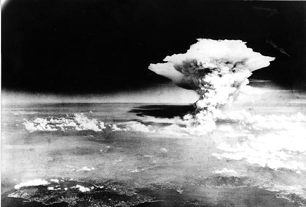Neste dia, 6 de agosto: Bombardeamento de Hiroshima