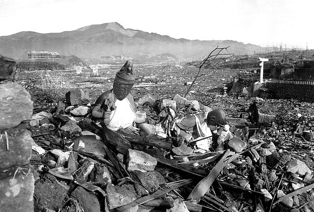 Neste dia, 9 de agosto: Bombardeamento de Nagasaki