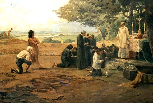 Neste dia, 15 de agosto: Fundação da Companhia de Jesus