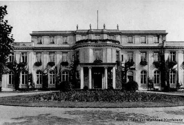 Neste dia, 20 de janeiro: Conferência de Wannsee