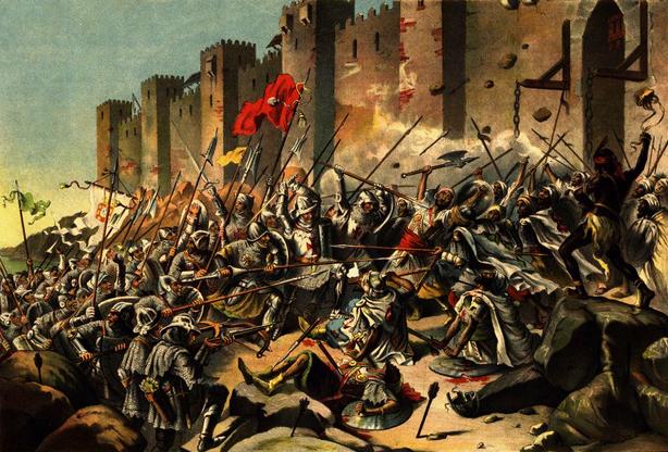 Neste dia, 22 de agosto: Conquista de Ceuta