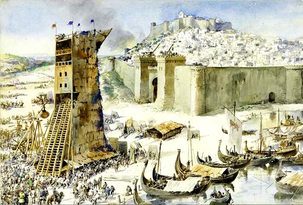 Neste dia, 25 de outubro: Conquista de Lisboa