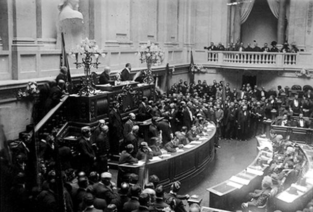 Neste dia, 21 de agosto: Constituição de 1911