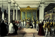 coroação de d. joão VI no brasil.