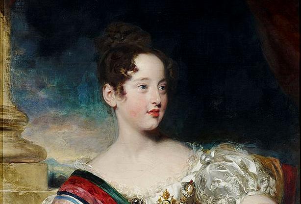 """Neste dia, 15 de novembro: Morte de D. Maria II, """"A Educadora"""""""