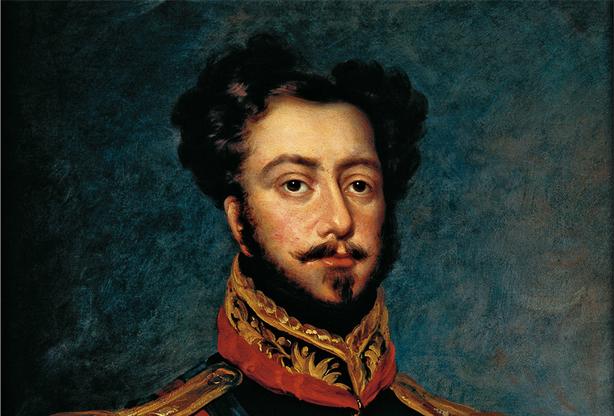 """Neste dia, 24 de setembro: Morte de D. Pedro IV, """"O Rei Soldado"""""""