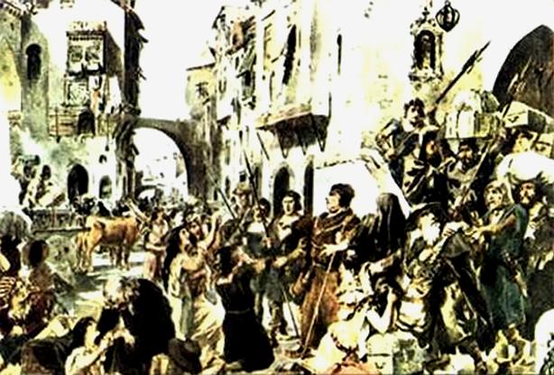 Neste dia, 5 de dezembro: Édito de Expulsão dos Judeus de Portugal