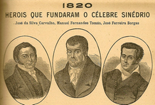 fundadores do sinédrio.