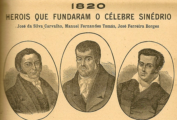 fundadores do sinédrio