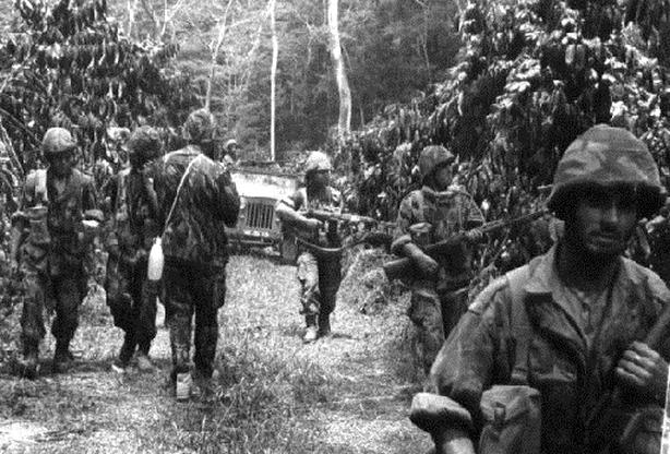 Neste dia, 25 de setembro: Guerra da Independência de Moçambique
