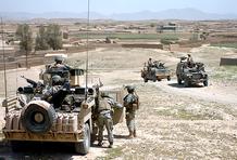 guerra do afeganistão.