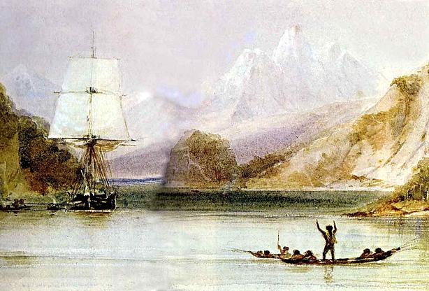 Neste dia, 2 de outubro: A Viagem do Beagle