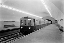 inauguração do metro de lisboa.