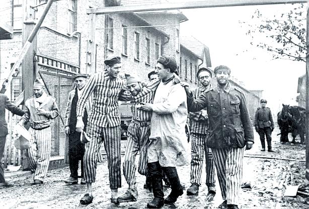 Neste dia, 27 de janeiro: Libertação de Auschwitz