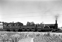 locomotiva d. luiz e carruagem d. maria pia.