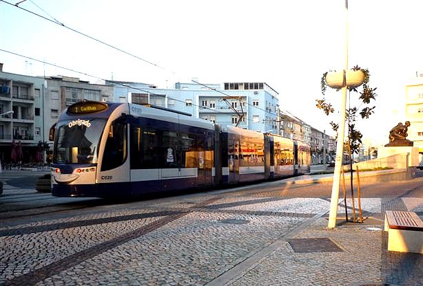 Neste dia, 30 de abril: Inauguração do Metro Sul do Tejo