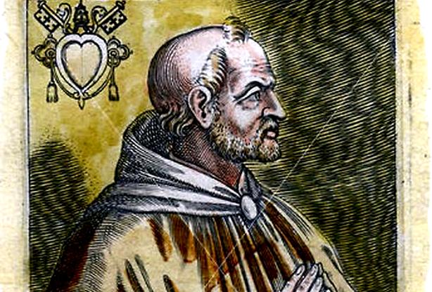 Neste dia, 20 de setembro: Pedro Julião Rebolo é coroado como Papa João XXI