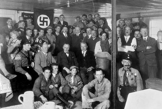 Neste dia, 5 de janeiro: Fundação do Partido Nacional-Socialista dos Trabalhadores Alemães