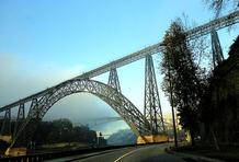 ponte d. maria pia.