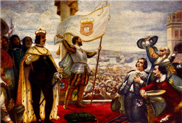 Neste dia, 1 de dezembro: Restauração da Independência