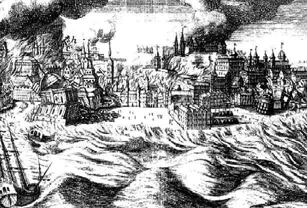 Neste dia, em 26 de janeiro: Sismo de Lisboa de 1531