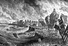 terramoto de 1755.