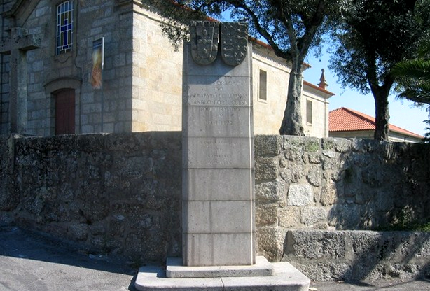 Neste dia, 10 de julho: Tratado de Tagilde