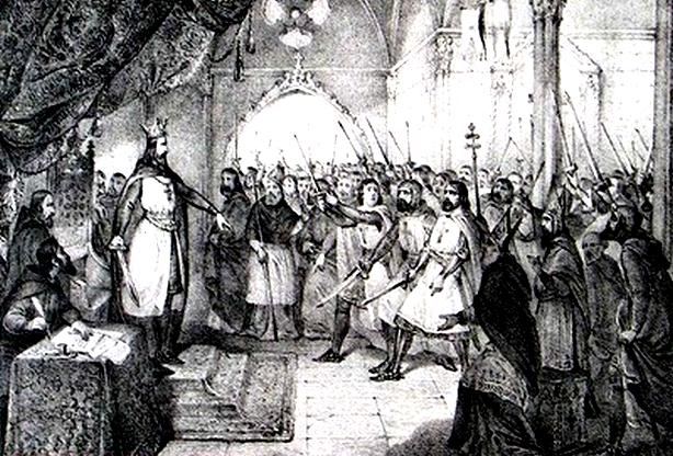 Neste dia, 5 de outubro: Tratado de Zamora