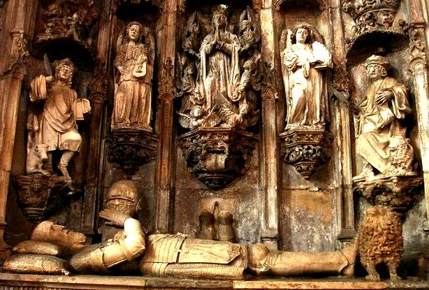 """Neste dia, 6 de dezembro: Morte de D. Afonso I, """"O Conquistador"""""""