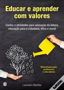 Livro Educar e Aprender Com Valores