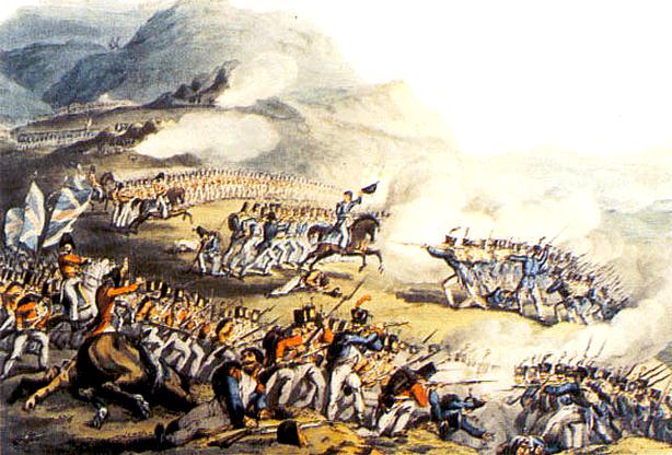Neste dia, 27 de setembro: Batalha do Buçaco