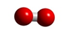 molécula de oxigénio