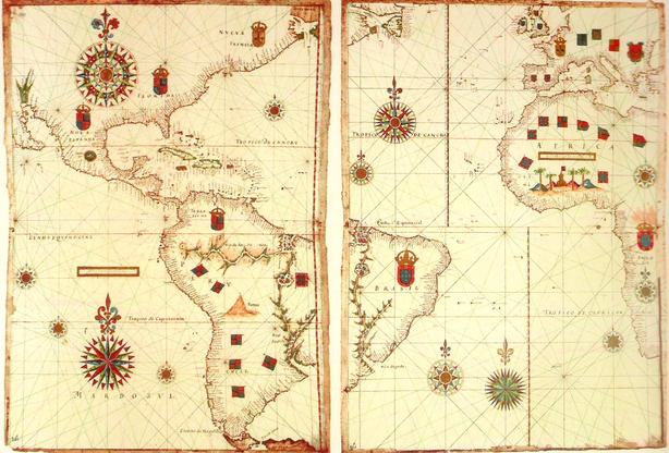 Neste dia, 7 de junho: Tratado de Tordesilhas