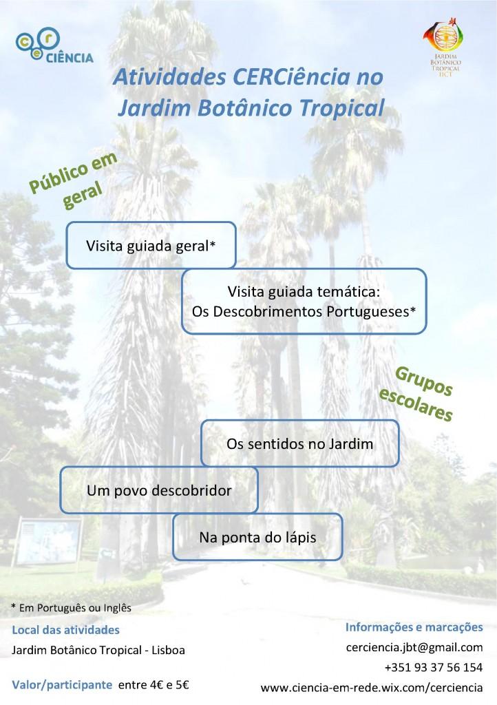 CERCiência JBT poster