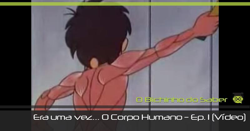 Era uma vez o Corpo Humano